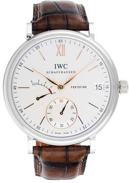 IWC Portofino IW510103 Stainless Steel Hand-Wound 45mm Mens Watch