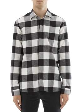 Neil Barrett Squared Cotton Shirt