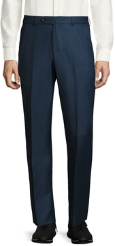Ballin Men's Soho Solid Wool Pants