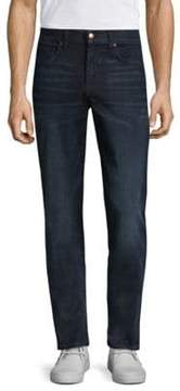 Joe's Jeans Folsom Straight-Fit Whiskered Jeans