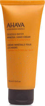 Ahava Mineral Hand Cream - Mandarin & Cedarwood