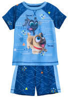 Disney Puppy Dog Pals Shorts Sleep Set for Boys