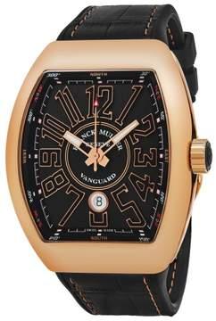 Franck Muller Vanguard 45SCGLDBRNGLD Watch