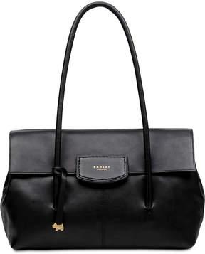 Radley London Flapover Medium Leather Shoulder Bag