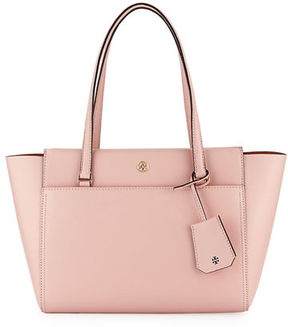 Tory Burch Parker Small Tote Bag - PINK QUARTZ - STYLE