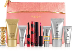 Receive a Free 7-Pc. gift with any $35 Elizabeth Arden purchase + Get More ($80-$104 Value)