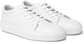 Acne Studios Adrian Full-Grain Leather Sneakers