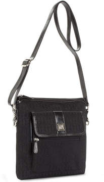 Giani Bernini Annabelle Signature Crossbody Bag, Created for Macy's