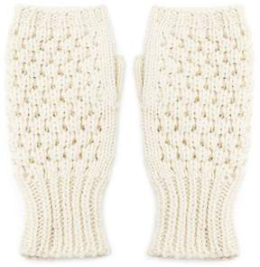 Forever 21 Fingerless Knit Mittens