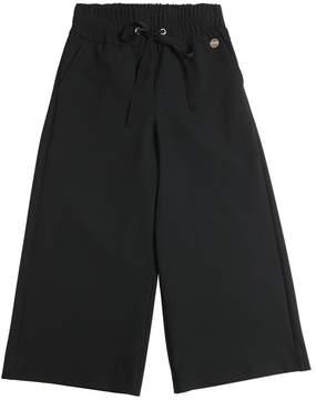 Simonetta Wide Leg Crepe Cady Pants