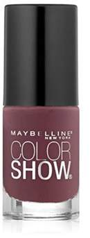 Maybelline Color Show Nail Polish, 195, Mauve In Manhattan.