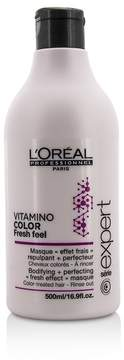 L'Oreal Expert Serie - Vitamino Color Fresh Feel Bodifying + Perfecting Masque - Rinse Out