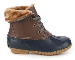 Sporto Womens Degas Ll Closed Toe Ankle Cold Weather Boots.