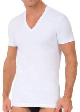 2xist 2 pack Stretch-Cotton V-Neck T-Shirt