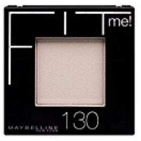 Maybelline New York Fit Me! Pressed Powder, 130, Buff Beige.
