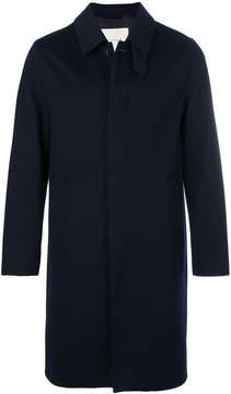 MACKINTOSH Navy Wool Coat