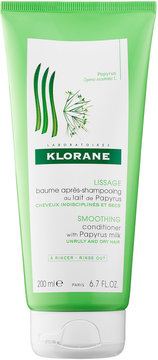 Klorane Smoothing Conditioner with Papyrus Milk