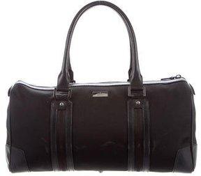 Gucci Large Boston Bag - BLACK - STYLE