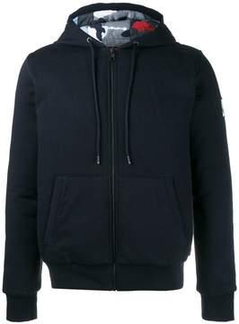 Moncler Gamme Bleu reversible padded hoodie