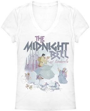 Fifth Sun Cinderella 'The Midnight Bell' Tee - Juniors