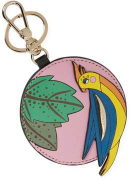 Furla Women's Jungle Printed Keyring