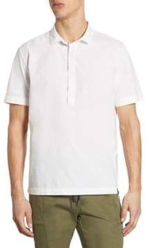 Saks Fifth Avenue x Anthony Davis Popover Gallery Shirt