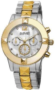 August Steiner Mother-of-Pearl Ladies Watch