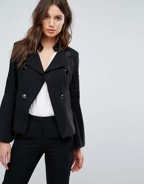 Coast Karyn Flared Sleeve Jacket