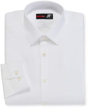 Jf J.Ferrar JF Cotton Stretch Dress Shirt - Slim Fit