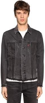 Levi's Raw Cut Altered Trucker Cotton Jacket