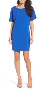Felicity & Coco Women's Ruffle Back Shift Dress