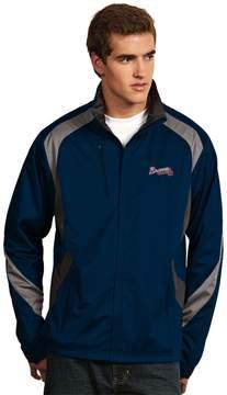 Antigua Men's Atlanta Braves Tempest Desert Dry Xtra-Lite Performance Jacket