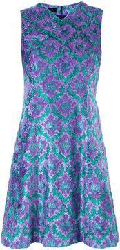 G.V.G.V. printed mini dress