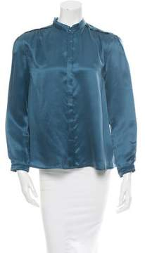 Band Of Outsiders Silk Top w/ Tags