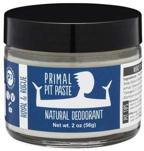 Smallflower Royal + Rogue Jar Pit Paste by Primal Products (2oz Deodorant Cream)