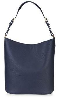 GiGi New York Emma Pebbled Leather Hobo Bag