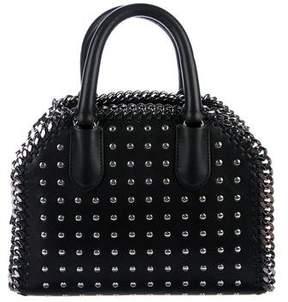 Stella McCartney 2018 Studded Falabella Mini Box Bag