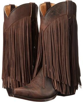Roper Tall Fringe Cowboy Boots