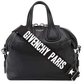 Givenchy Women's Black Leather Handbag.