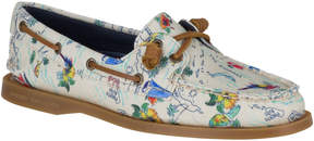 Sperry Authentic Original Map Boat Shoe