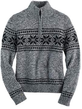 Chaps Boys 4-20 Fairisle Sweater