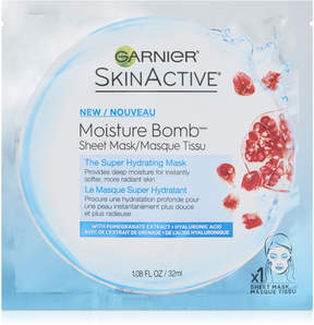 Garnier SkinActive Moisture Bomb The Super Hydrating Sheet Mask