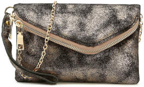 Urban Expressions Women's Lucy Velvet Crossbody Bag