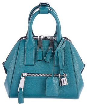 Marc Jacobs 2015 Mini Incognito II Satchel - GREEN - STYLE