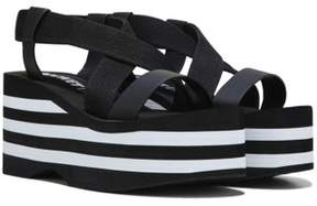 Rocket Dog Women's Lil Smooth Platform Sandal