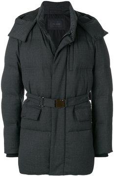 Pal Zileri hooded down jacket