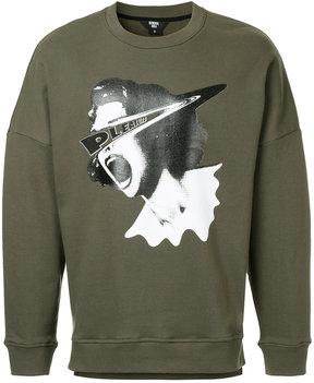 General Idea printed sweatshirt