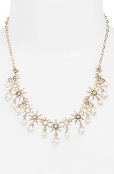 Jenny Packham Women's Star Collar Necklace