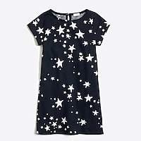 J.Crew Factory Girls' printed dress