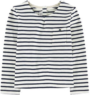 Jean Bourget Striped T-shirt
